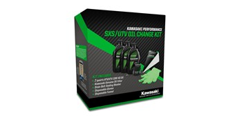 Oil Change Kit: MULE™ 4000 / 4010 / 4000 Trans / 4010 Trans4x4®