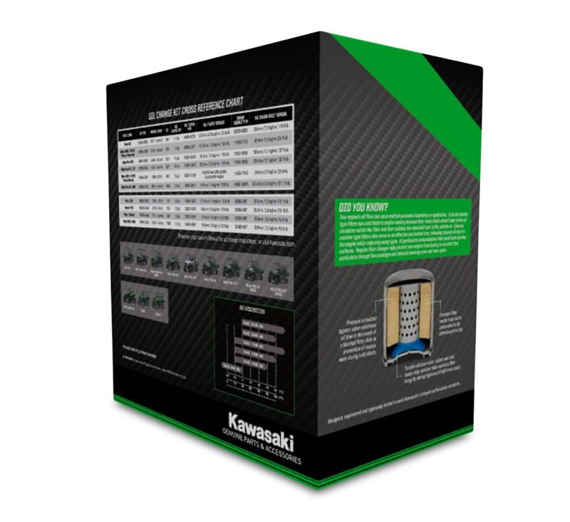 Oil Change Kit: Teryx® 750 detail photo 3