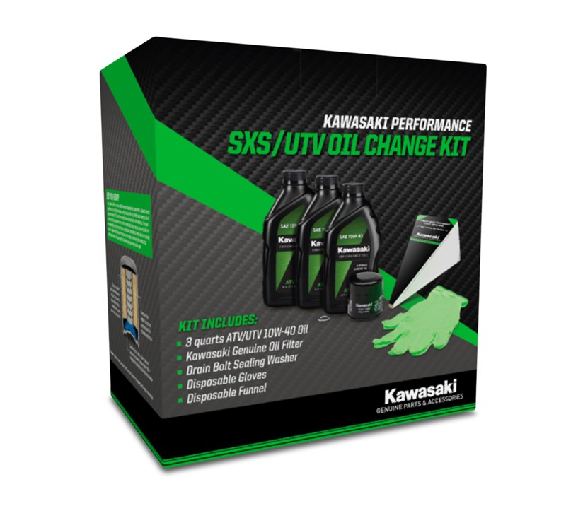 Oil Change Kit: Teryx® 750 detail photo 1