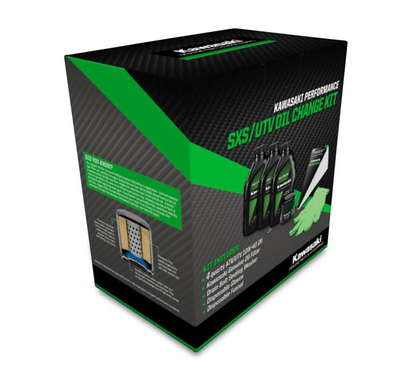 Oil Change Kit: MULE™ 4010 / 4010 Trans4x4® Diesel detail photo 2