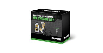Oil Change Kit-Full Synthetic: KX™250/F