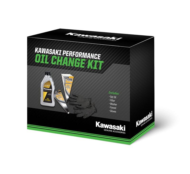 Oil Change Kit-Full Synthetic: KX™450/F 2019-2021 detail photo 1