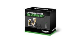 Oil Change Kit-Full Sythetic: Ninja® ZX™10R / Ninja® ZX™10RR 2016-Current