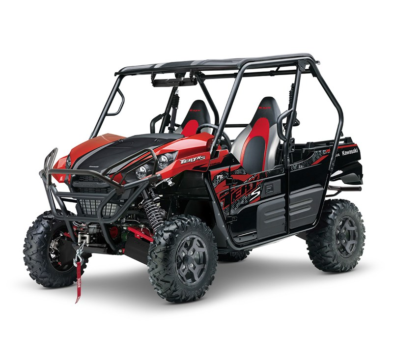 TERYX® S Protection Plus Package detail photo 1