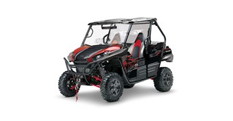TERYX® S, TERYX® Recreation Package