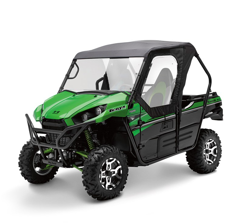 TERYX® S, TERYX® Enclosed Cab Package detail photo 2