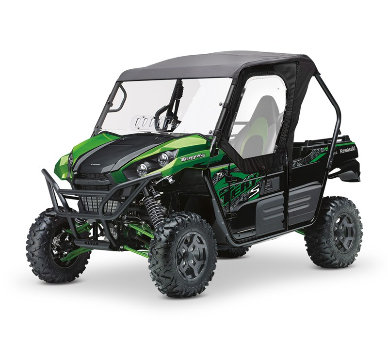 TERYX® S, TERYX® Enclosed Cab Package detail photo 1