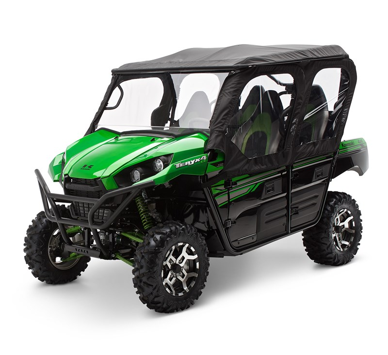 TERYX4™ S, TERYX4™ Enclosed Cab Package detail photo 2
