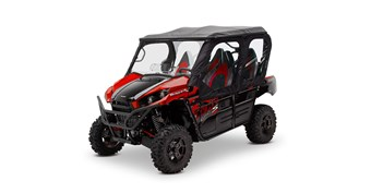TERYX4™ S, TERYX4™ Enclosed Cab Package