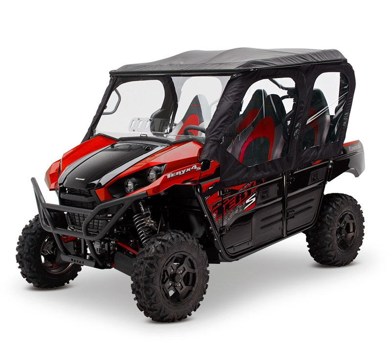 TERYX4™ S, TERYX4™ Enclosed Cab Package detail photo 1