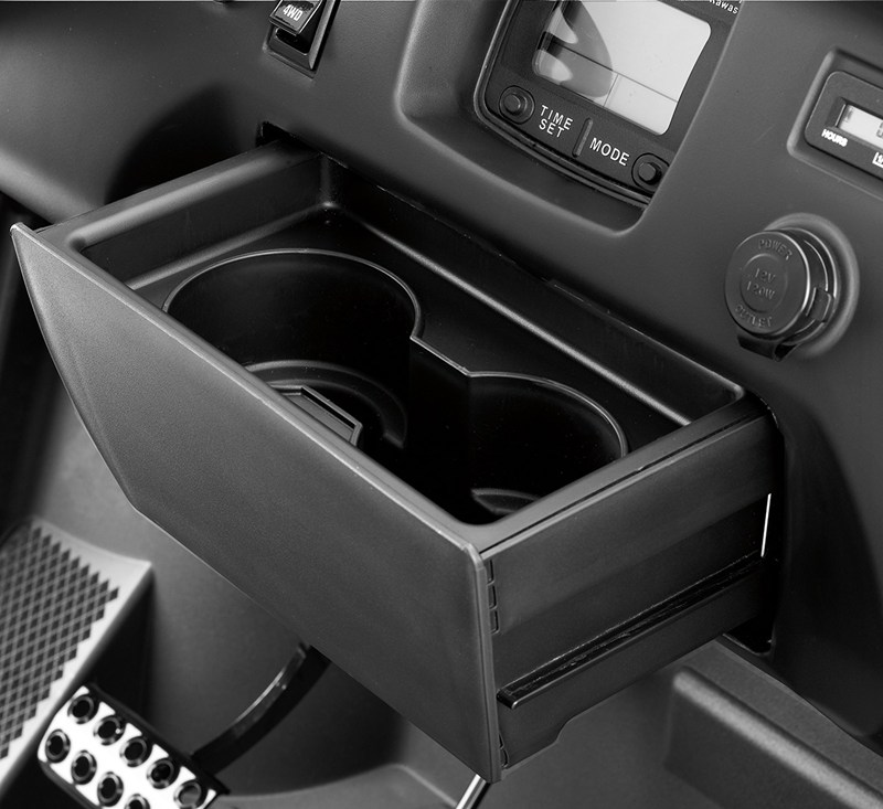 Dual Cup Holder detail photo 1