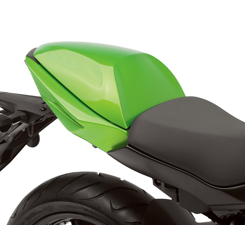Seat Cowl, Candy Lime Green/15P detail photo 1
