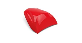 Seat Cowl, Candy Persimmon Red/A5