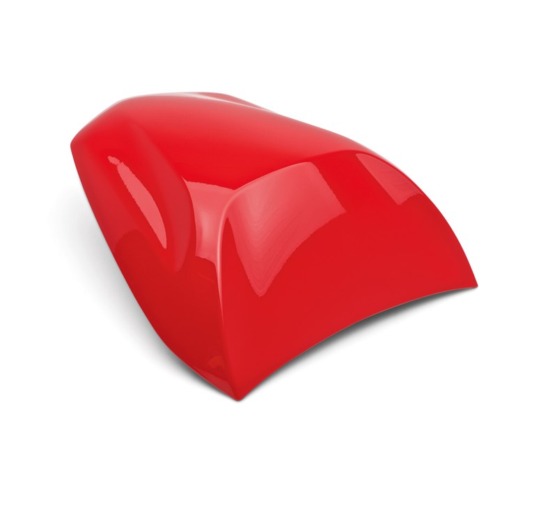 Seat Cowl, Candy Persimmon Red/A5 detail photo 1