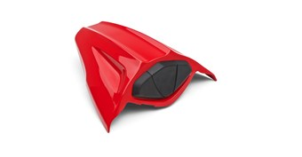 Seat Cowl, Passion Red/234