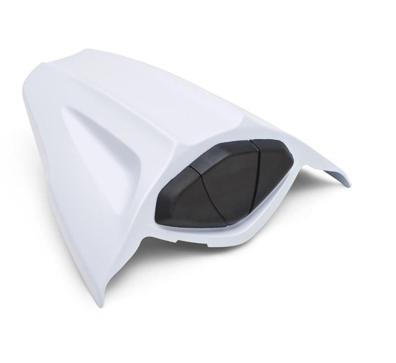 Seat Cowl, Pearl Flat Stardust White/40X detail photo 1