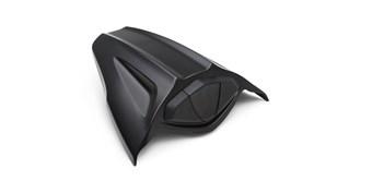 Seat Cowl, Metallic Matte Carbon Gray/51B