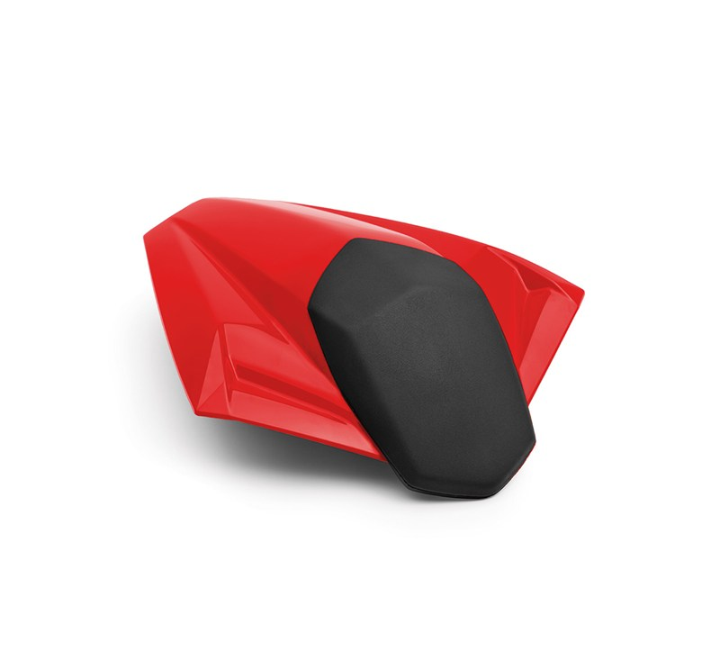Seat Cowl, Passion Red/234 detail photo 1