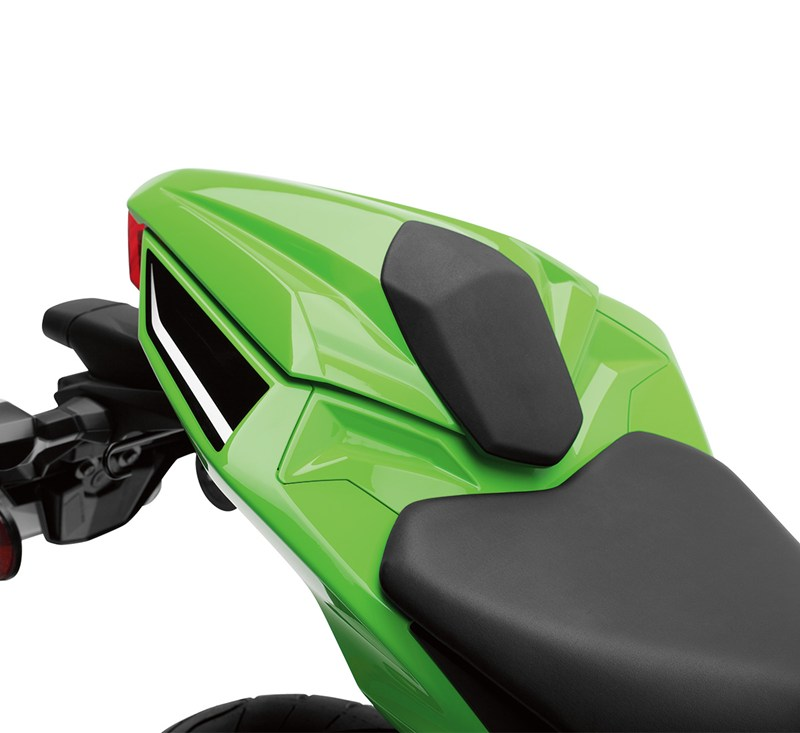 Seat Cowl, Lime Green/777 detail photo 2