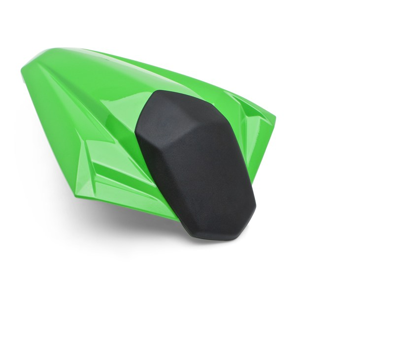 Seat Cowl, Lime Green/777 detail photo 1
