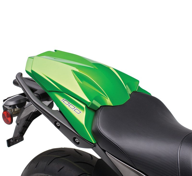Seat Cowl, Candy Lime Green/17P detail photo 1