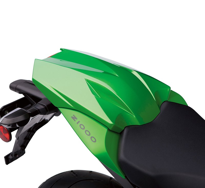 Seat Cowl, Candy Lime Green/51P detail photo 2