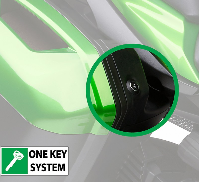 One Key System detail photo 1