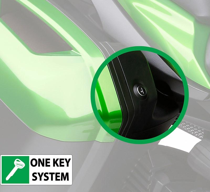 One Key System detail photo 1