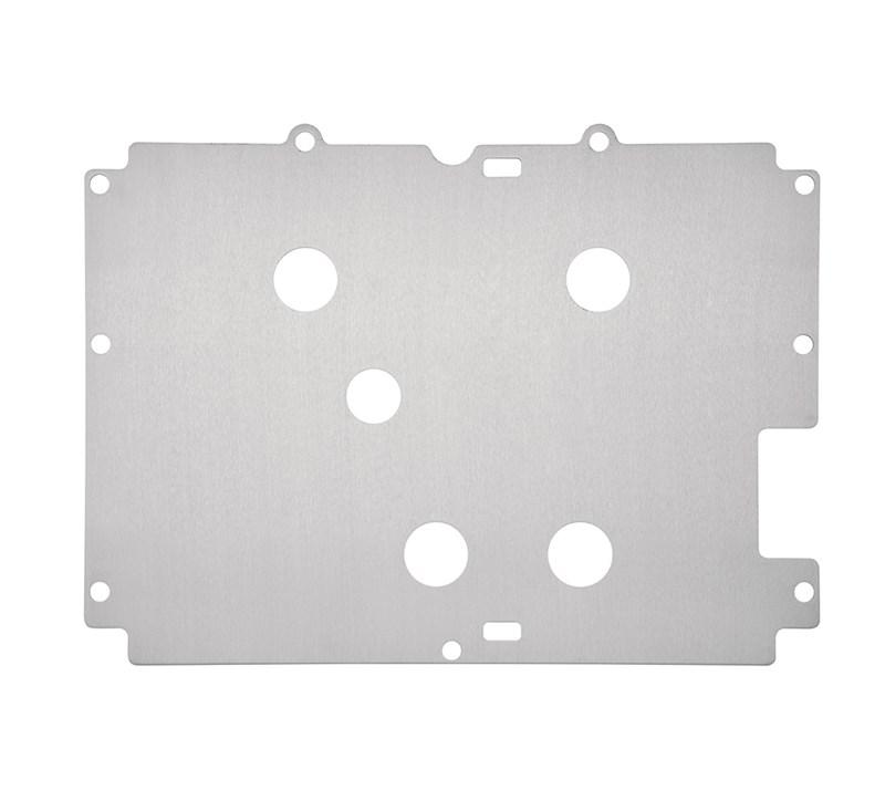 Rear Skid Plate detail photo 1