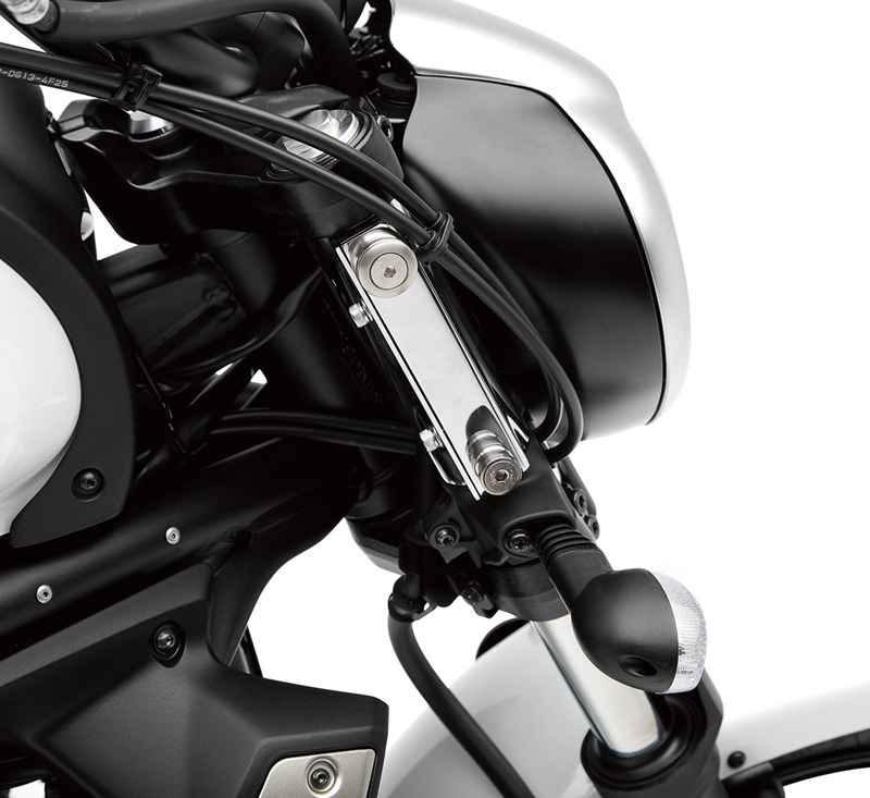 KQR™ Windshield Fork Bracket Kit detail photo 2