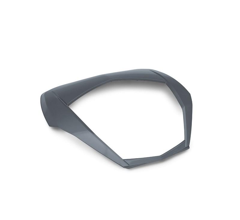 KQR™ 47 Liter Top Case Trim, Metallic Carbon Grey detail photo 1