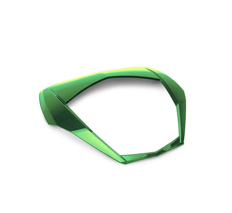 KQR™ 47 Liter Top Case, Trim, Emerald Blaze Green/60RA detail photo 1