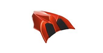 Seat Cowl, Candy Burnt Orange/17L