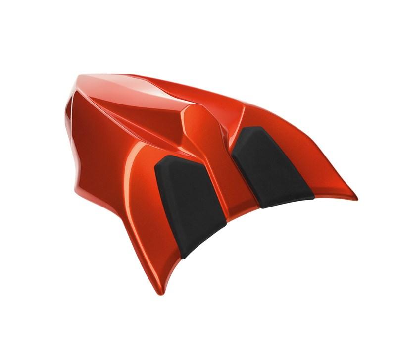 Seat Cowl, Candy Burnt Orange/17L detail photo 1