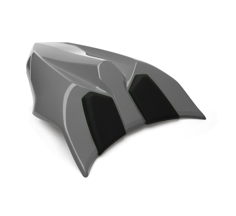 Seat Cowl, Pearl Storm Gray/36S detail photo 1