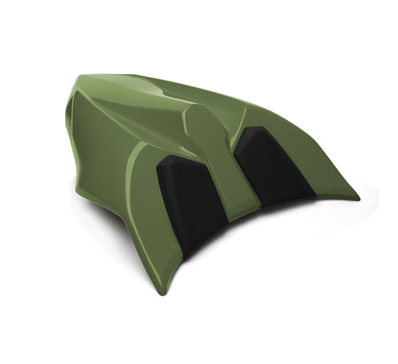 Seat Cowl, Metallic Matte Covert Green/36T detail photo 1
