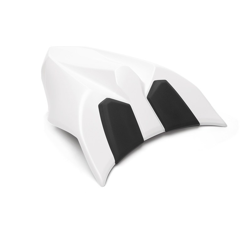 Seat Cowl, Pearl Flat Stardust White/40X detail photo 1