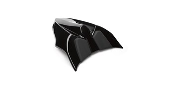 Seat Cowl, Metallic Spark Black/660