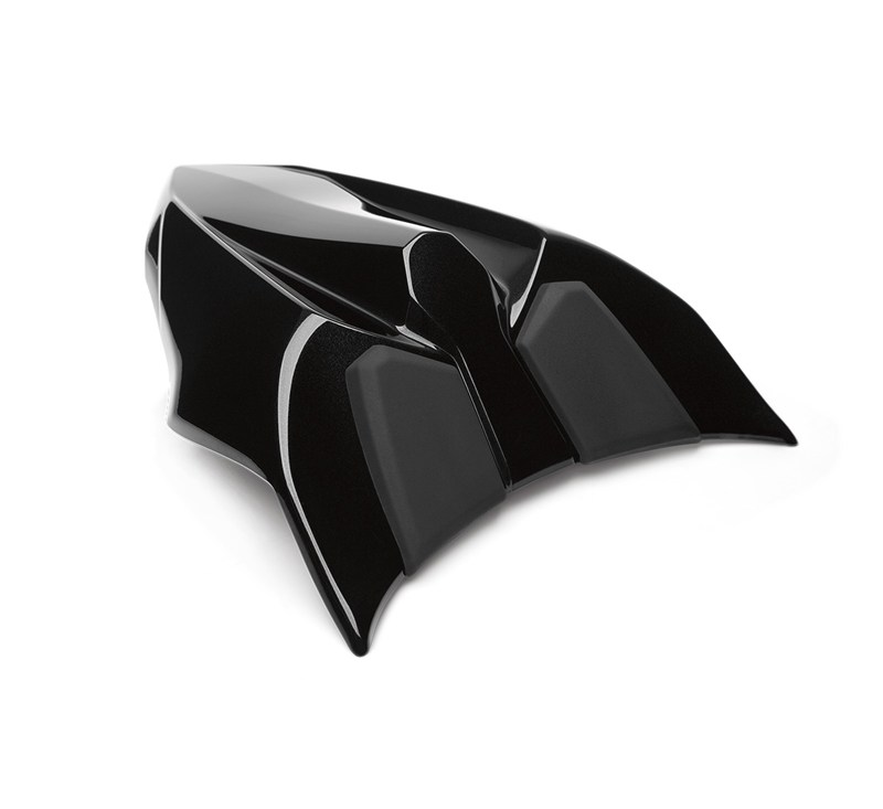 Seat Cowl, Metallic Spark Black/660 detail photo 1