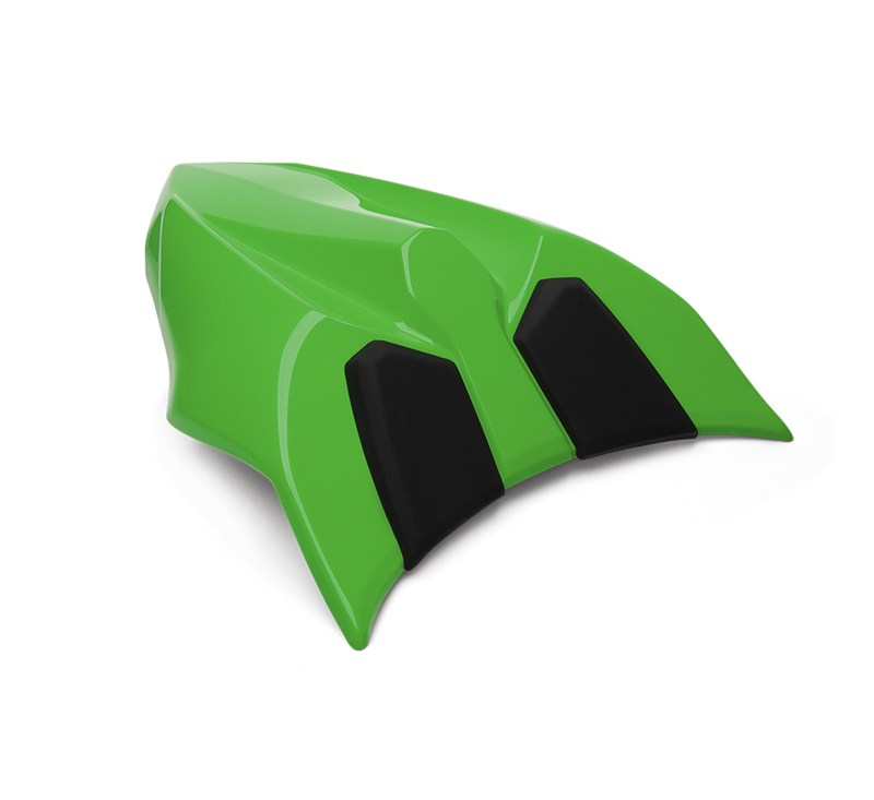 Seat Cowl, Candy Lime Green/777 detail photo 1