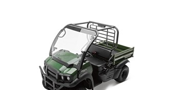 KQR™ Flip-Up Windshield
