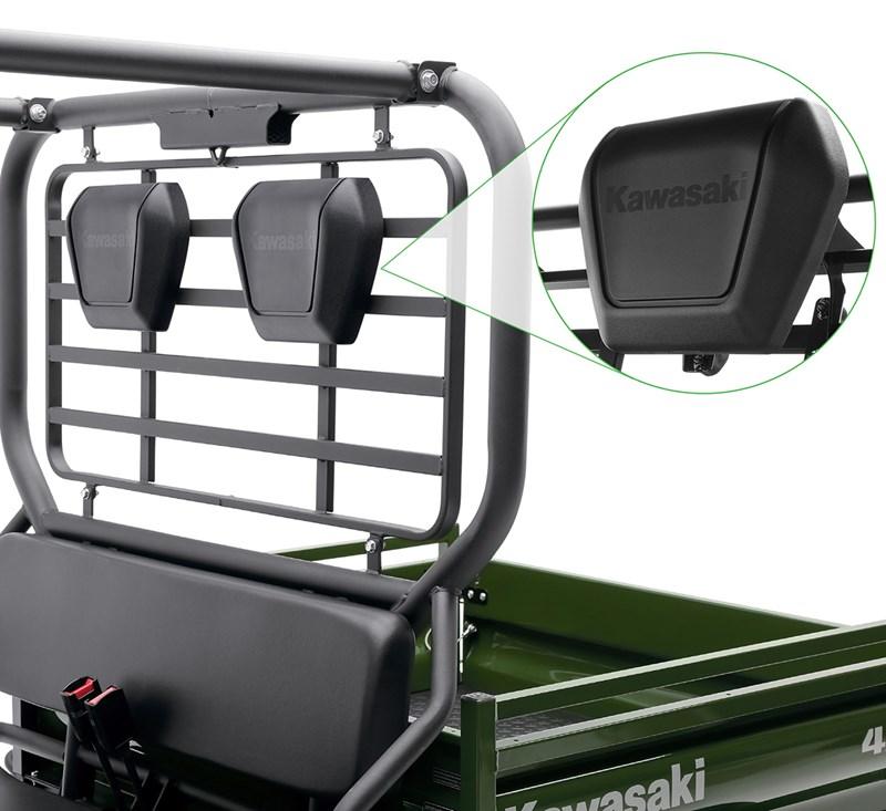 Headrest detail photo 2