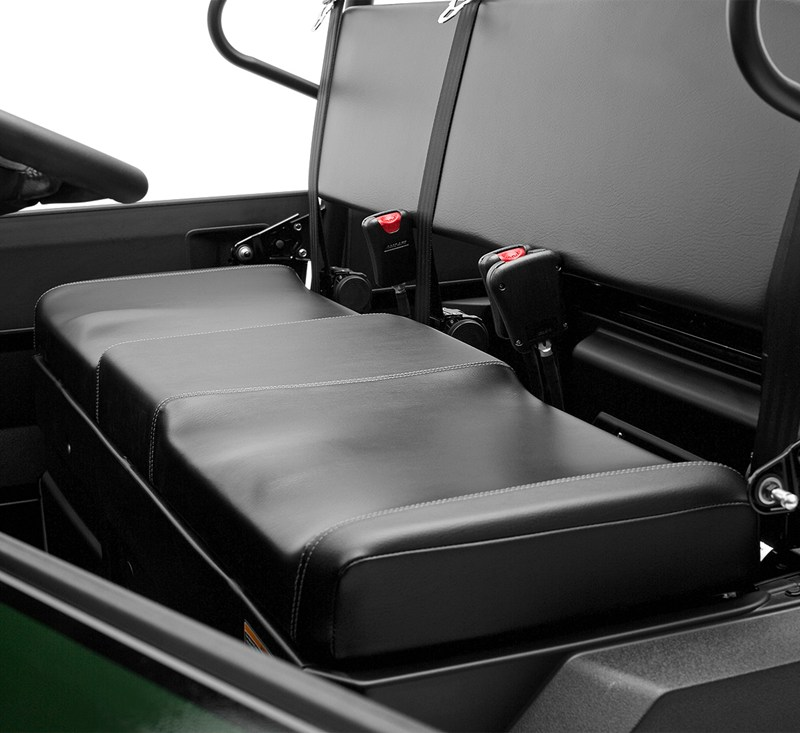 Contoured Front Seat detail photo 2