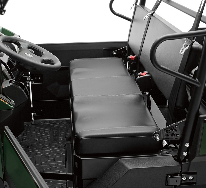 Contoured Front Seat detail photo 1