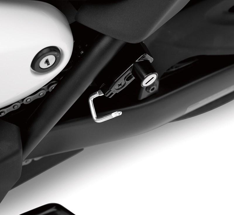 Helmet Lock detail photo 3
