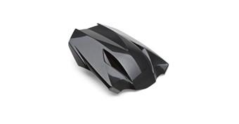 Seat Cowl, Metallic Diablo Black/17K