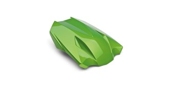 Seat Cowl, Candy Lime Green/51P