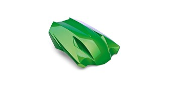 Seat Cowl, Emerald Blaze Green/60R