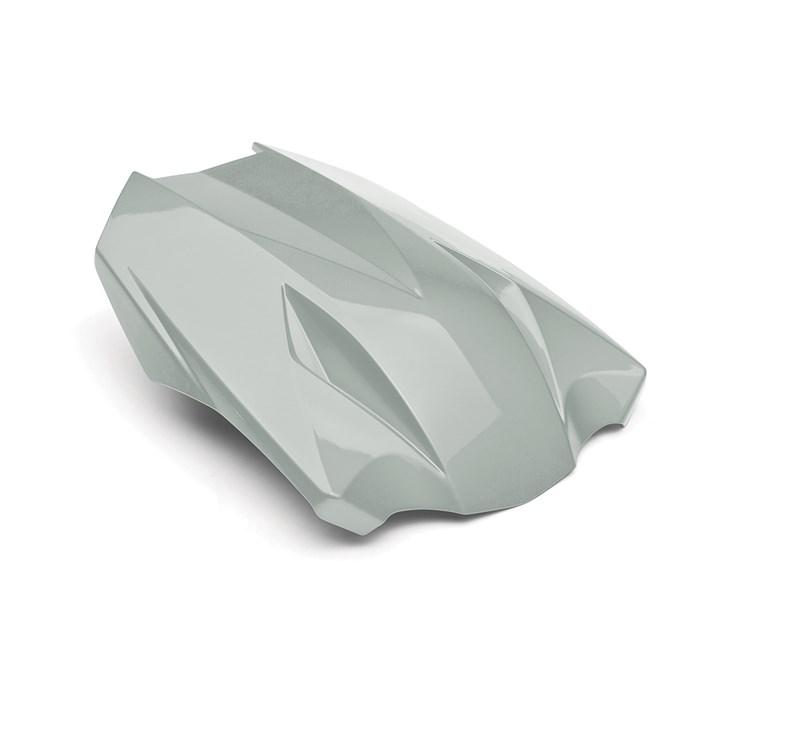 Seat Cowl, Metallic Matte Fusion Silver/60S detail photo 1