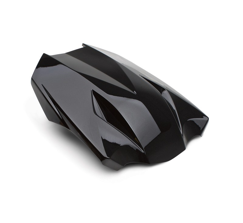 Seat Cowl, Metallic Spark Black/660 detail photo 1